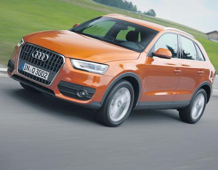 AUDI Q3CROSSOVER/SUV RATING 85/100