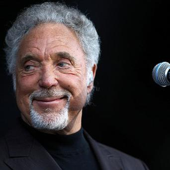 Tom Jones has joined TV show The Voice