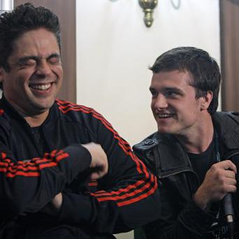 Benicio del Toro directed Josh Hutcherson in The Yuma