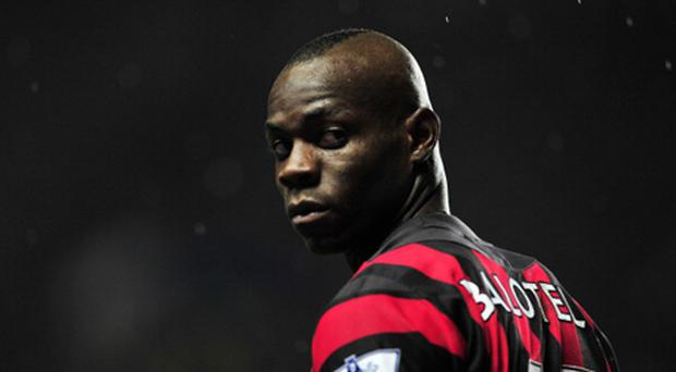 Mario Balotelli. Photo: Getty Images