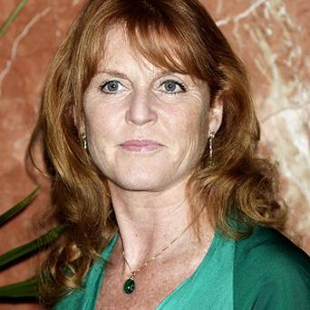 The Duchess of York, Sarah Ferguson