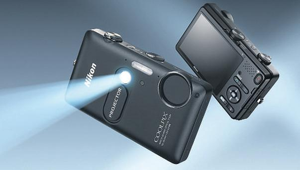 Party trick: The Nikon Coolpix S1200pj