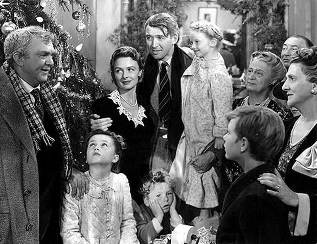 Christmas classic: It's a Wondeful Life