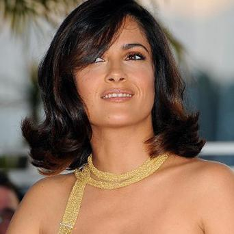 Salma Hayek wanted to take on an animated role