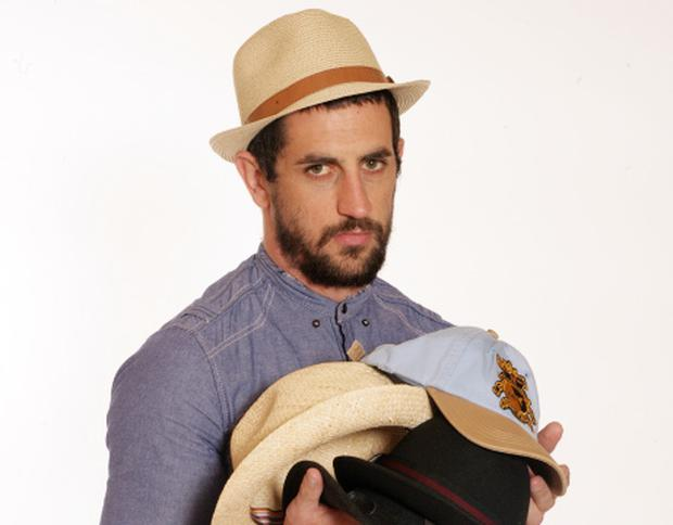 Paul Galvin is into his fashion