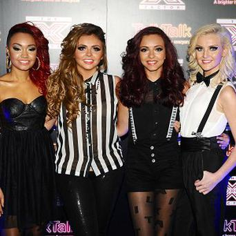 Little Mix beat Marcus Collins to win the title of X Factor winners