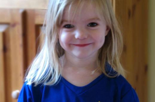 Madeleine McCann has been missing since May 2007