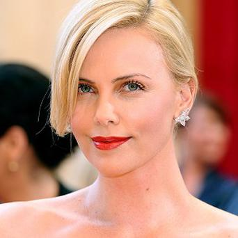Charlize Theron stars in the new film Young Adult
