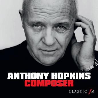 The cover of Hollywood star Anthony Hopkins first collection of classical works.