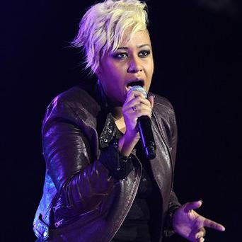 Emeli Sande is in the running for a Brit Award