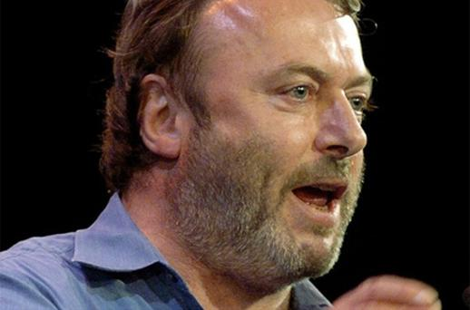 Christopher Hitchens. Photo: AP