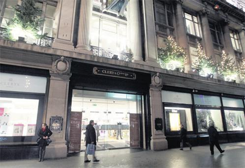 The iconic store that dominates O'Connell St is fighting weak consumer trends with its own net sales down 19pc to €17.4m in the year to last January