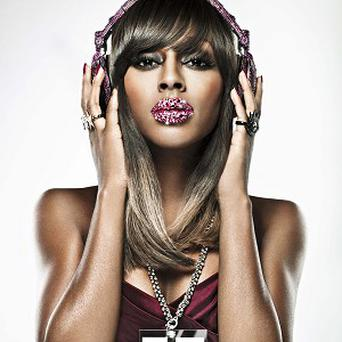 Alexandra Burke is supporting the campaign along with other music stars