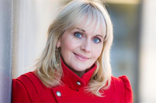Miriam O'Callaghan. Photo: Douglas O'Connor