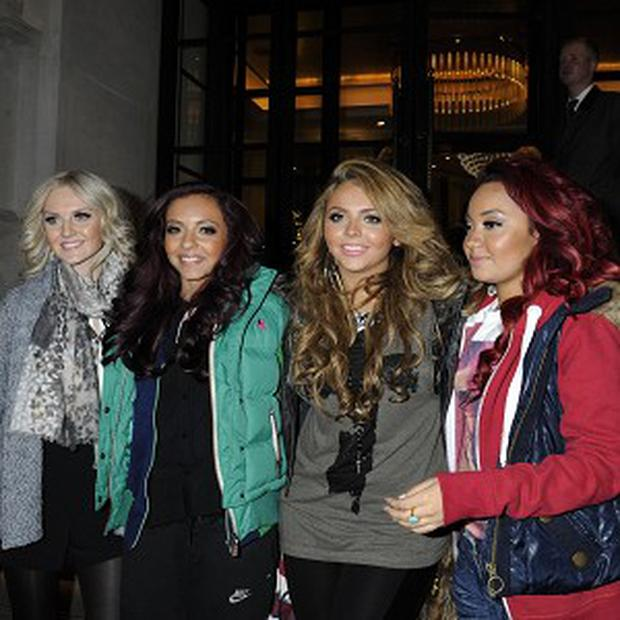 Little Mix are set for chart success this week