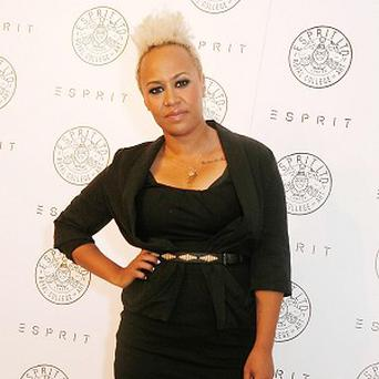 Emeli Sande has penned tracks for Susan Boyle and Cheryl Cole