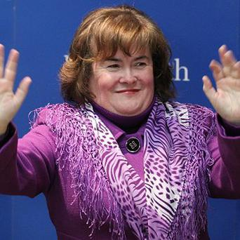 Susan Boyle feels more confident thanks to her musical success