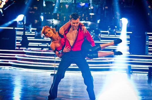 Harry Judd and Aliona Vilani are the new Strictly champions