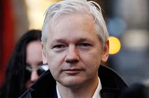 Julian Assange could face rape and sexual assault charges in Sweden. Photo: Reuters