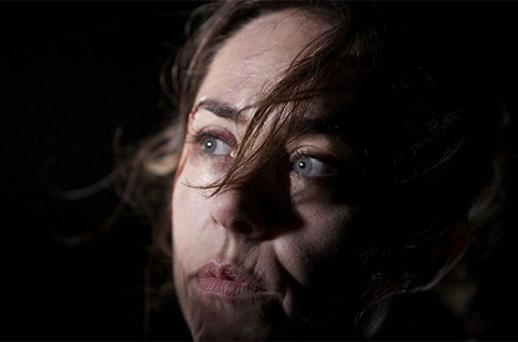 Sofie Gråbøl as Sarah Lund, on the hunt for the murderer in the conclusion of The Killing II. Photo: BBC