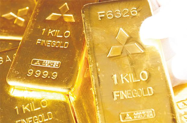 Gold has lost 11pc of its value so far this month, fuelling fears it will enter a bear market