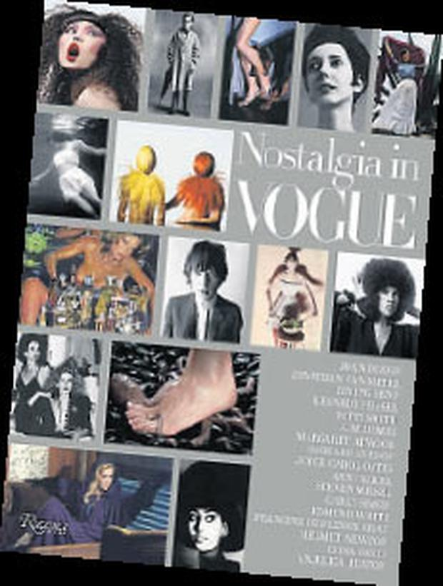 Nostalgia in Vogue' book, ¤55, The Marvel Room, Brown Thomas