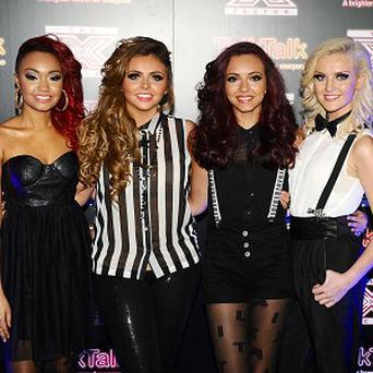 Little Mix's debut single is top of the charts