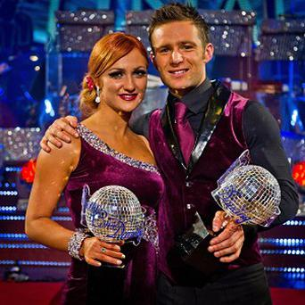 Harry Judd will be back behind his drum kit after his Strictly win