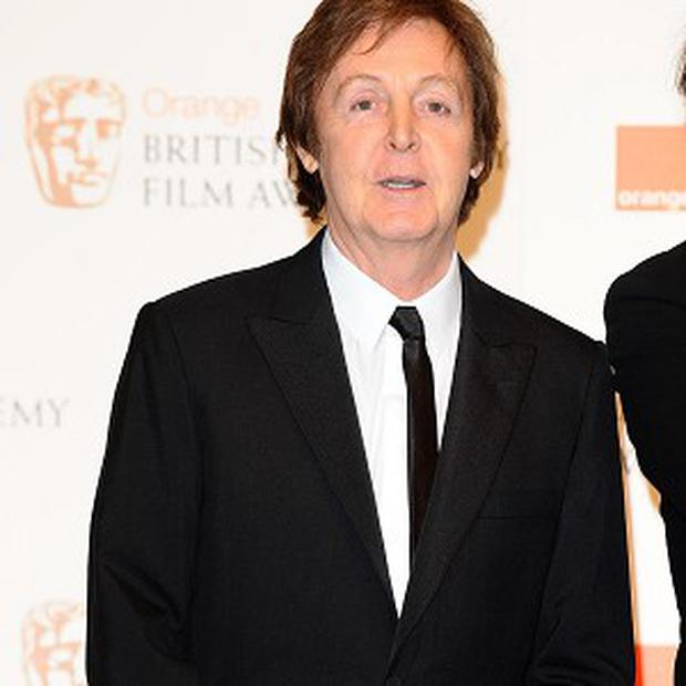Sir Paul McCartney is returning to his roots for his new album