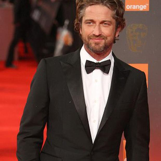 Gerard Butler was reportedly involved in a surfing stunt that went wrong