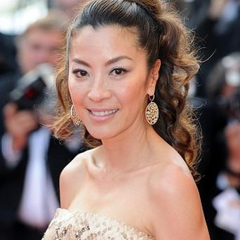 Michelle Yeoh reckons being part of James Bond film history is special