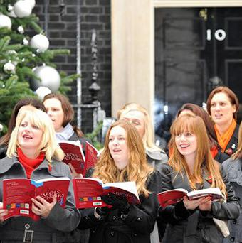 Sales of the single by the The Military Wives will not be subject to VAT