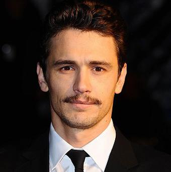 James Franco has been tipped to play Hugh Hefner