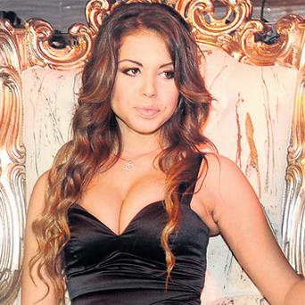 Karima El Mahroug has had a baby fathered by an Italian nightclub owner who is more than twice her age. Photo: Reuters