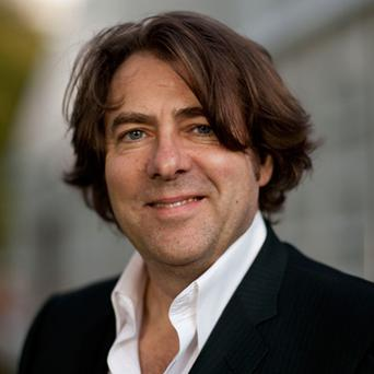 Jonathan Ross: disappointed by executives' decision to pull the song. Photo: Getty Images