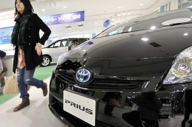 Toyota, Japan's top automaker, relinquished its title as the world's biggest in global vehicle sales for the first half of this year. Photo: Getty Images