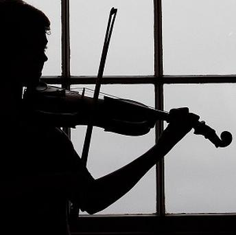A rare violin was left in an overhead locker on a bus travelling from Boston to Philadelphia
