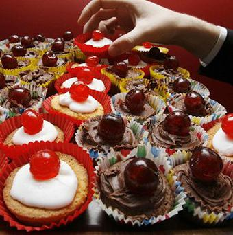 An airport security officer confiscated a passenger's cupcake, claiming the icing may be a security risk