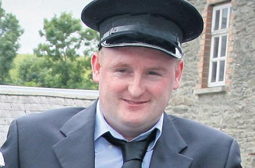 TRAGEDY: Shane Rogers, above, who killed GAA footballer James Hughes and injured nurse Patricia Byrne, during the shooting; Rogers committed suicide while in custody
