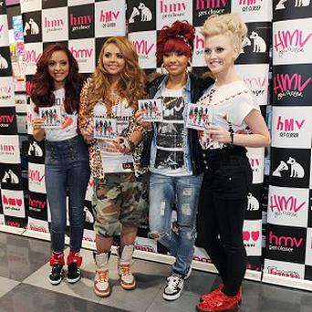 Singles by X Factor winners such as Little Mix are the least welcome gifts, research suggests