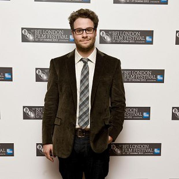 Seth Rogen can next be seen in road trip comedy My Mother's Curse