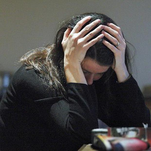 Official figures show 486 people died by suicide last year