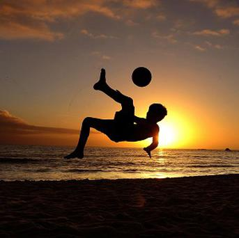 Football is the most sociable sport among youngsters, research suggests