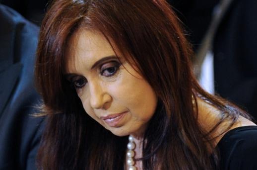 In recent months, Cristina Kirchner, Argentina's president, has taken a steadily more belligerent stance over the issue of the Falkland Islands. Photo: Getty Images