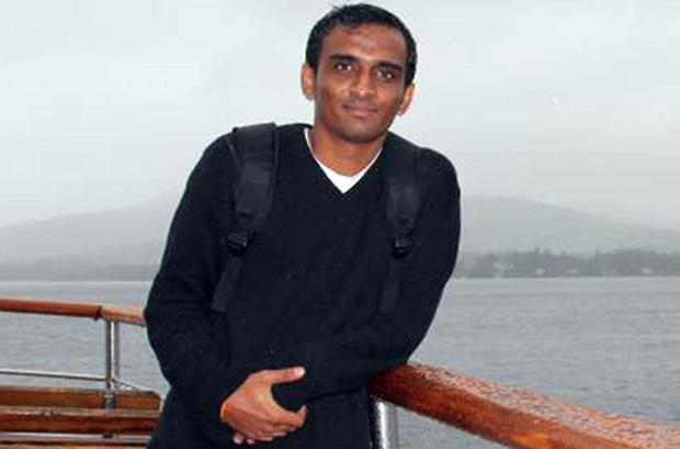 Anuj Bidve, a 23-year-old Lancaster University student who was shot dead in Manchester. Photo: PA