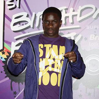 Tinchy Stryder claims he dropped out of Big Brother