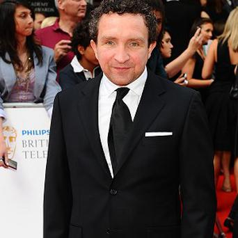 Eddie Marsan reckons Steven Spielberg's enthusiasm for filmmaking is infectious