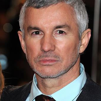 Baz Luhrmann hurt his head on the Gatsby set