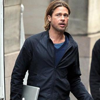 Brad Pitt was totally committed to Moneyball, according to the film's director Bennett Miller