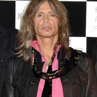 Steven Tyler has apparently got engaged to his long-term girlfriend